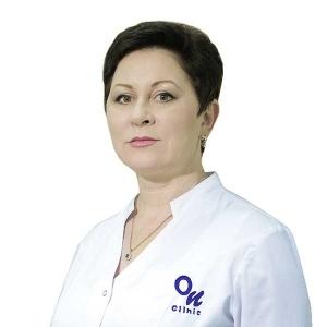 Врач дерматолог-трихолог Аджигитова Наталья Сафиуловна