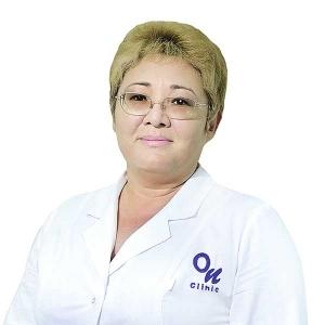 Врач проктолог - Борсова Фатима Заурбиевна