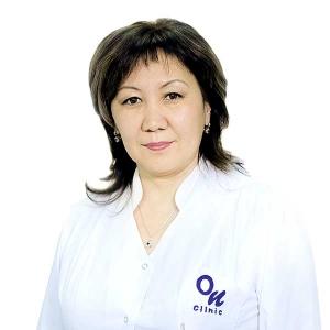 Врач гинеколог - Исакова Айгуль Бахитжановна