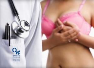 Тревожные признаки рака молочной железы