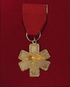 медаль Исаева